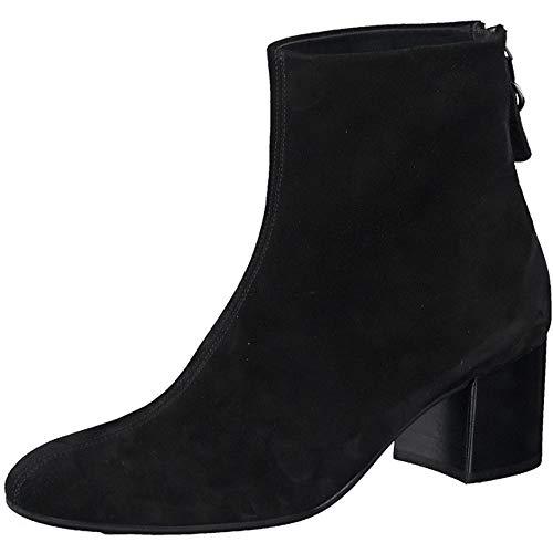 Paul Green dames laarzen enkellaarzen 9689-015 zwart 757462