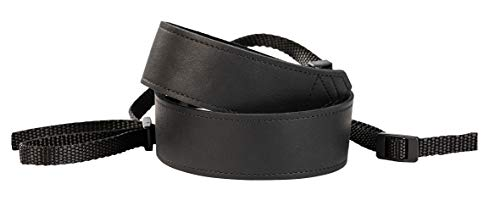 Leather Camera Strap Adjustable DSLR Neck Strap Universal Long Shoulder Strap for Men & Women Best Gift for Photographers.