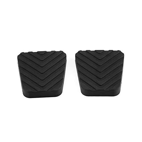 KIMISS 1 paio di cuscinetti in gomma per pedale della frizione del freno automatico per Accent Tucson Tiburon 3282536000
