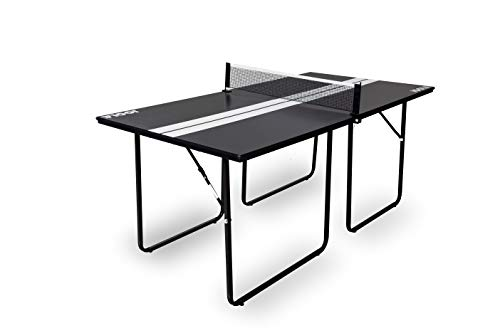 Learn More About JOOLA Midsize - Regulation Height Table Tennis Table Great for Small Spaces and Apa...