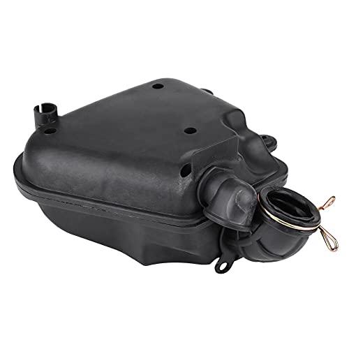 Want Want Lin Filtro de aire Scooter Air Caja de aire Limpiador de aire Filtros de aire Conjunto Filtro de aire con anillo de clip en forma para YAMAHA Minarelli JOG 50 90 3KJ 4DM ( Color : Br
