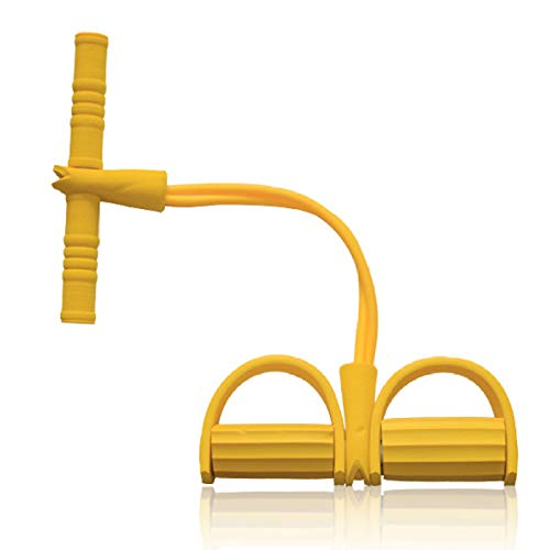 GEVJ Fitness Sit-Up Oefening Apparatuur Band Elastische Trekkoord Multi-Functie Spanning Touw Trekker Nieuwe Vrouwen Mannen Fitness Apparatuur