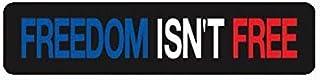 OTA Aufkleber mit Text Freedom is not Vinyl, für ATV, Motocross, Motorrad, Chopper, Biker, lustige SUV, Rücken, LKW, Van, Handygehäuse, Scrapbook, Laptop, Tür, Helm, Gepäck
