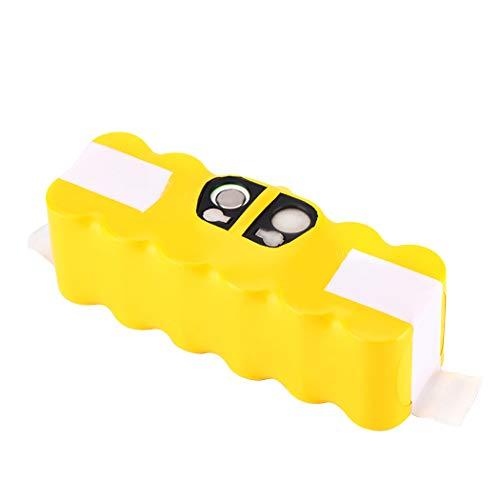 Outgeek 14.4V Ni-MH Battery for Irobot Roomba 500/600/700 Series