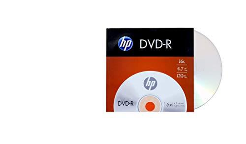 Dvd-R Hp Gravável Envelope, Cis, 46.3020, Prata