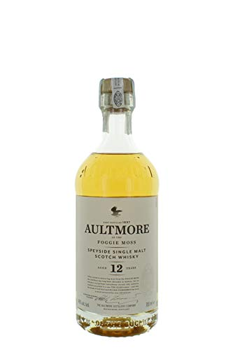 Aultmore 12 Years Foggie Moss Single Malt Scotch Whisky 46% 0,7l Flasche
