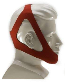 Chinstrap for CPAP in Ruby (Large)
