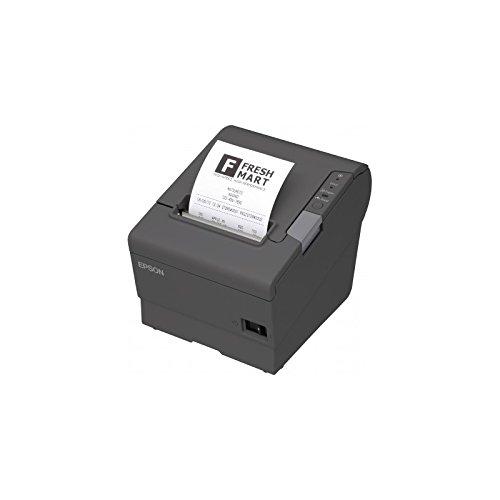 Epson TM-T88V (321A0) Térmico POS printer 180 x 180DPI - Terminal de punto de venta (Térmico, POS printer, 0,99 x 2,4 mm, 20 carácteres por pulgada, 300 mm/s, 180 x 180 DPI)