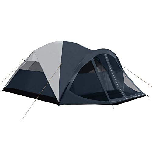 Pacific Pass 6 Person Water-Resistant Dome Tent