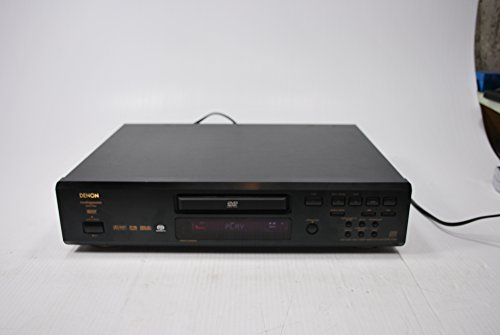 DENON DVD-2200 Progressive Scan DVD-Audio/Video Super Audio CD Player