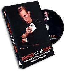 Murphy's Weapons of The Card Shark Vol. 1 by Jeff Wessmiller - DVD