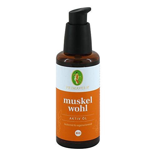 MUSKELWOHL Aktiv Öl Bio 50 ml Einreibung