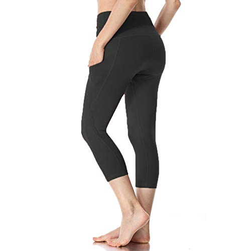 NIGHTMARE Pantalones de Yoga para Gimnasio Mujeres Fitness Pantalones de Yoga Correr Gimnasio Entrenamiento Leggings Fitness Leggings Deportivos Mallas para Correr XS