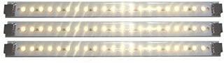 LED Kitchen Light | Pro Series 3 Panel Pack | Inspired LED | 12 Watts 12V DC | Warm White ~3000 K 145 lm/ft