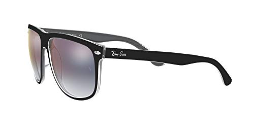 Fashion Shopping Ray-Ban Rb4147 Boyfriend Square Sunglasses