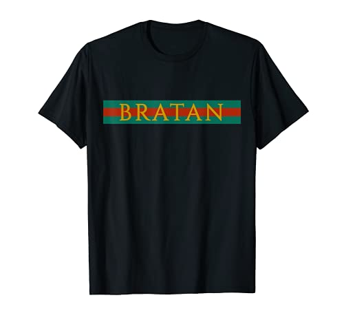 BRATAN T-Shirt für Boys und Girls