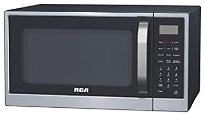 RCA RMW1205 1.2 cu ft Microwave, Digital Air Fryer, Convection Oven, Combo - Fry with XL Capacity, Stainless Steel Finish
