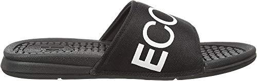 DC Shoes Herren Bolsa Sp Zehentrenner, Schwarz (Black/White Bkw), 40.5 EU (7 UK)