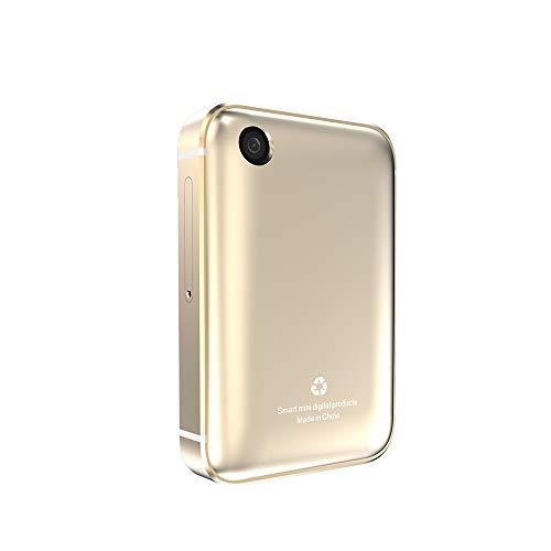 L&Z Bluetooth Montre Smartwatch, il s'agit d'un téléphone Mobile et de la montre, montre Sport Amovible Avec Mini Telephone, Avec caméra, podomètre, fonction de suivi du Sommeil, 3G/Carte TF