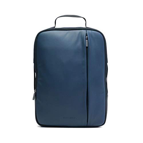 Moleskine - Classic Pro Device Bag Verticale, Borsa da Ufficio, Zaino Porta Pc per Tablet, Laptop, iPad, Notebook fino a 13'', Borsa da Lavoro, Dimensioni 37 x 8.5 x 27.5 cm, Colore Blu Zaffiro
