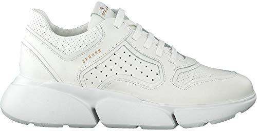 Copenhagen Footwear Sneaker Low Cph411 Weiss Damen - 39 EU