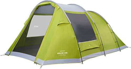 Vango Winslow II 500 5 Man Family Tent Cloud Grey