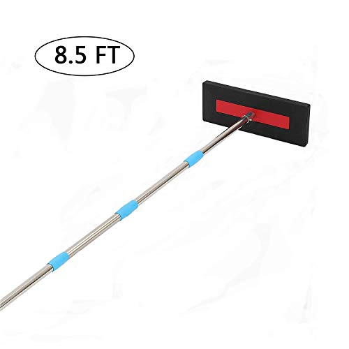 Why Should You Buy diig Snow Broom for Car,Stainless Steel Heavy Duty Connecting Pole,Used for Roof ...