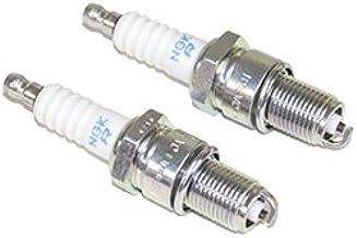 N2 Spark Plug NGK BRP4ES - JD M805853 Pack of Two (2)