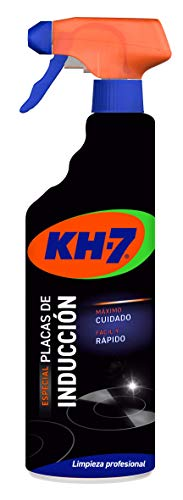 KH-7 - Vitro Espuma Placas de Inducction, Pack de 3x750 ml