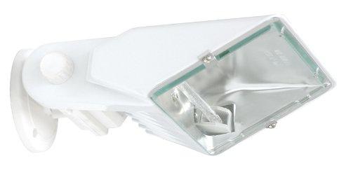 Éclairage extérieur Smartwares 5000.354 Sheffield – Max. 300 W – Aluminium/verre - Blanc