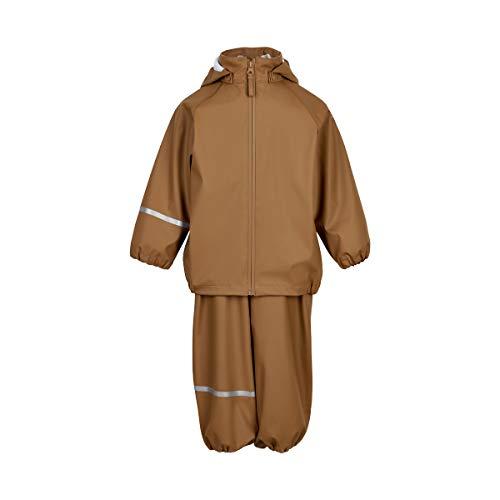 Celavi Unisex-Child Rainwear Ser - Recycle PU Rain Jacket, Rubber, 100