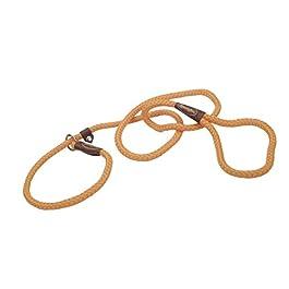 Remington Braided Rope Dog Slip Leash, R0216 SOR06, 06′