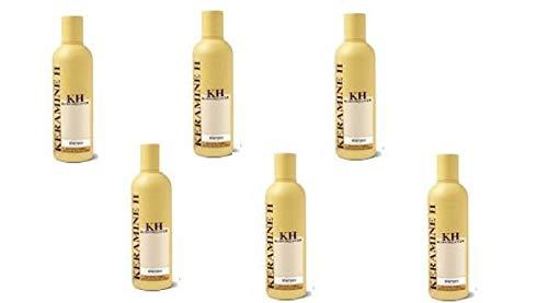 Keramine H Set Shampoo Anticaduta 300 Cura e Trattamento dei Capelli, Multicolore, Unica