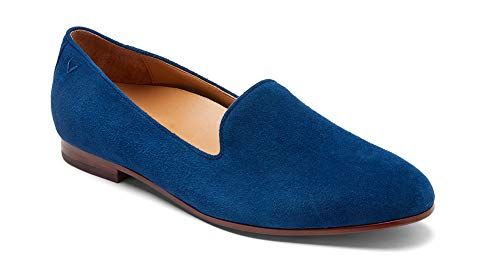 Top 10 best selling list for ladies blue suede flat shoes