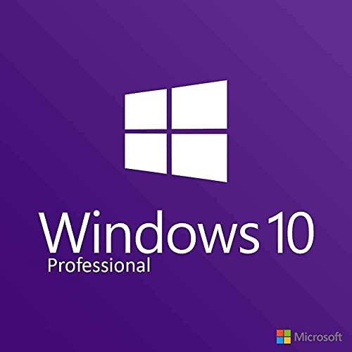Windows 10 Professional 32/64 bits Licencia VKQ Key| Clave perpetua en Español | Clave de Activación Original | Español | 100% de garantía de activación | Entrega 2h-6h por correo electrónico
