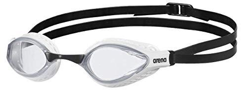 SAND Airspeed Brille Schwimmbrille, Adult Unisex, Clear / Clear, Einzigartig