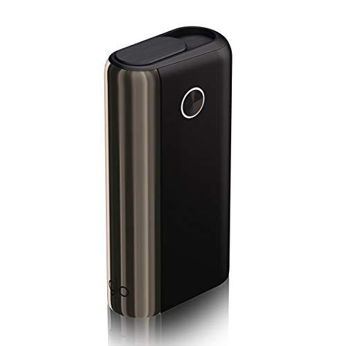 glo hyper+ Sigaretta Elettronica NEW 2021 - Dispositivo per Scaldare il Tabacco, Nero