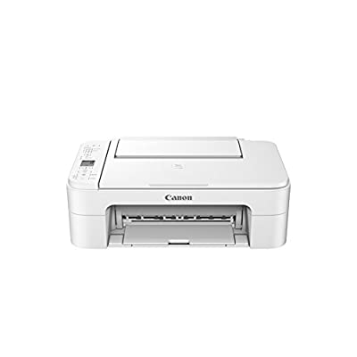 Canon TS3151 PIXMA All-in-One Inkjet Printer - White