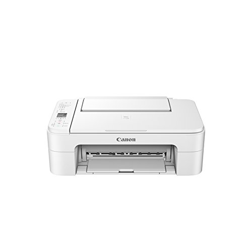 Canon TS3151 PIXMA All-in-One Inkjet Printer - White