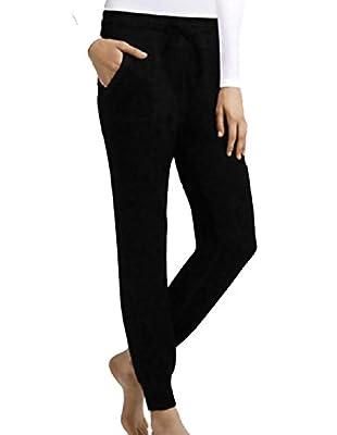 32 DEGREES Heat Women's Active Sweat Pants (Black, Medium)