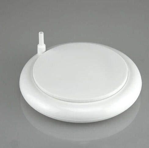Batreetek エアーストーン 気泡盤 エアポンプ 水族館エア盤 水槽用空気盤 酸素補給 直径100mm