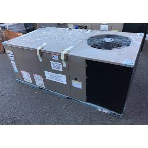 York ZD-05H12A2A1AAA1A1 5 TON Convertible Natural Gas/Electric Packaged Unit, 14 SEER 208-230/60/3 R-410A