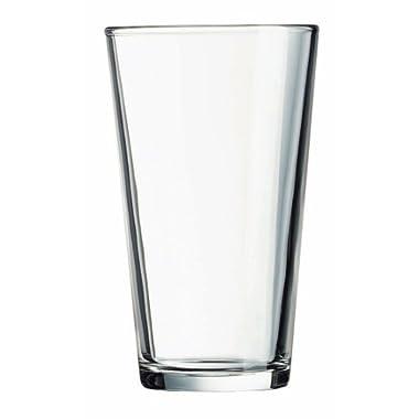 ARC International Luminarc Pub Beer Glass, 16-Ounce, Set of 6