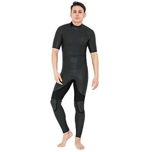 FELLOW ウェットスーツ シーガル スキン 3mm メンズ ラバー バックジップ サーフィン SUP ウエットスーツ ストレッチ 日本規格 STONE BLACK XLBサイズ