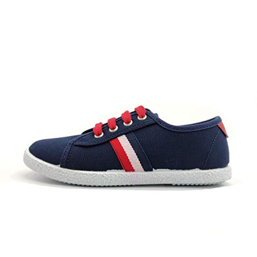 Tokolate Scarpe Shoes Scarpe di tela Tokolate per bambini, blu navy, taglia Blu Size: 32 EU