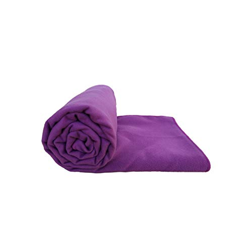 Cool Chilly Cooling Towel Microfiber Serviettes De Natation Hot Yoga Serviette Fast Dry Beach Serviette Fun Logo Pool Serviettes Camping Sport Outdoor Soft Bath Mat-Purple-35cm 75cm