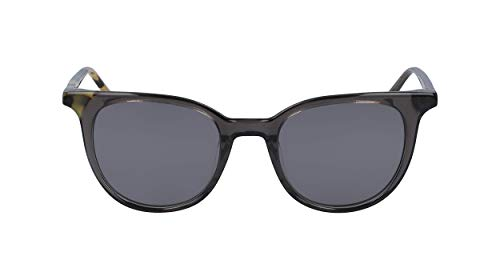DKNY Womens DK507S Sunglasses, Grey, 49mm, 20mm, 135mm