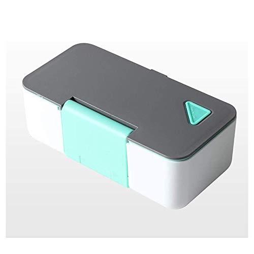 CHENCfanh fiambrera Multi-función de la caja de almuerzo, la aptitud de ensalada de fruta Lunch Box Set, microondas almacenamiento de alimentos de almacenaje, de gran capacidad con tapa caja de almuer