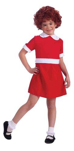 Forum Novelties Girl's Little Orphan Annie Costume, Medium
