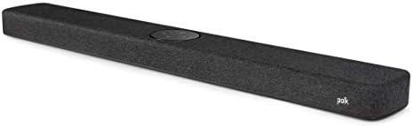 Polk Audio React Sound Bar, Dolby & DTS Virtual Surround Sound, Next Gen Alexa Voice Engine with Calling & Messaging...